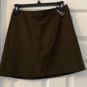 NEW EXPRESS SKIRT A LINE OLIVE 2